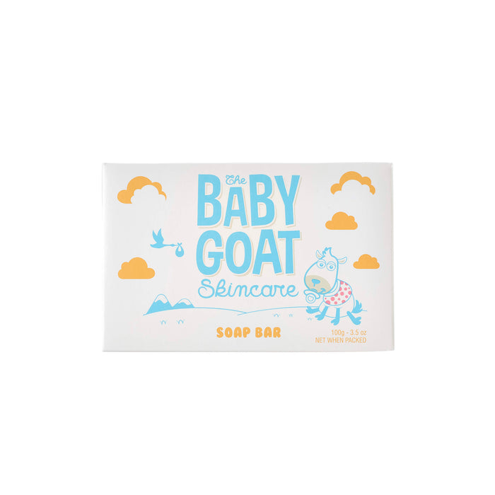The Baby Goat Skincare Soap Bar 100g