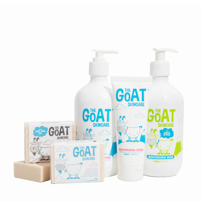 The Goat Skincare Bundle Pack