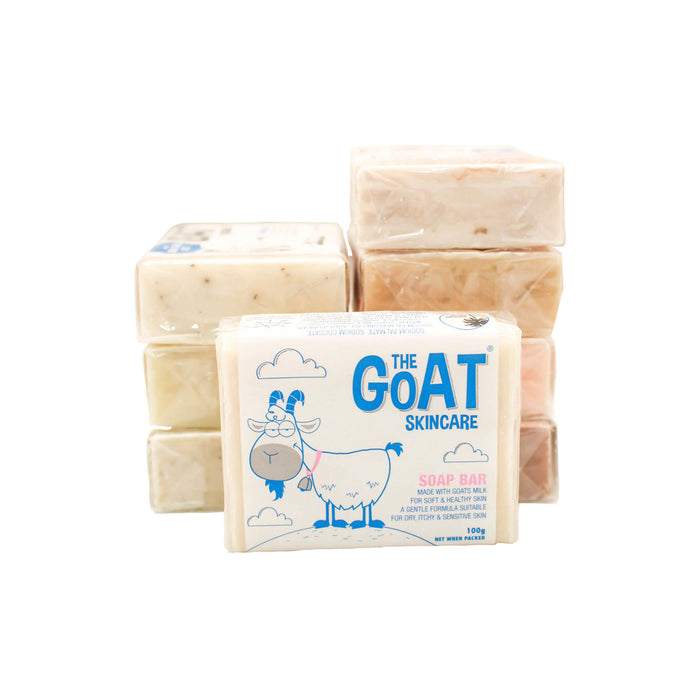 The Goat Skincare 8 Assorted Soap Bar Pack