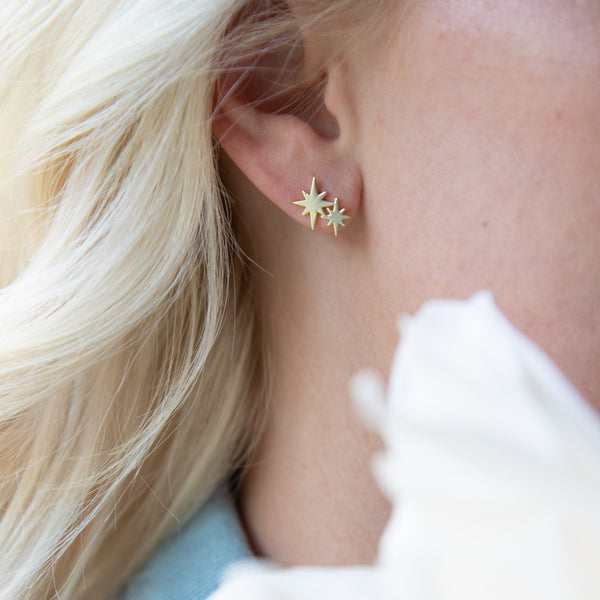 Second Star Earrings
