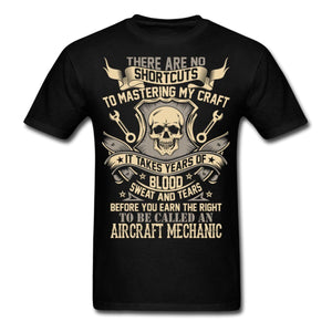 Aircraft Mechanic Men's T-Shirt