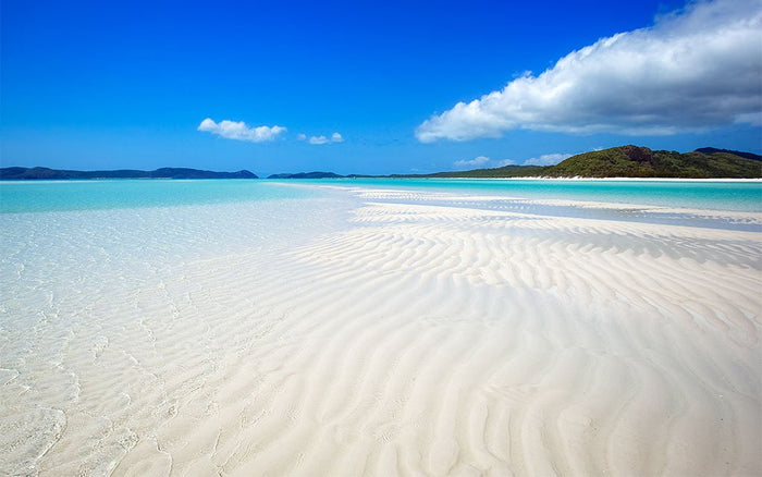 Whitehaven Beach Ripples