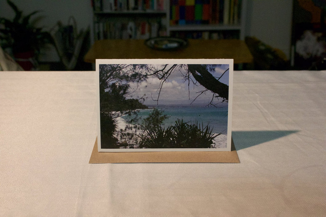 Greeting Card - Byron Bay