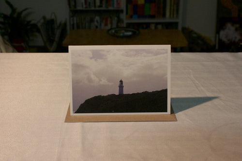 Greeting Card - Lighthouse No 1