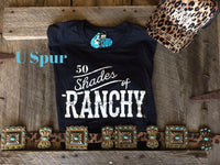 50 SHADES OF RANCHY