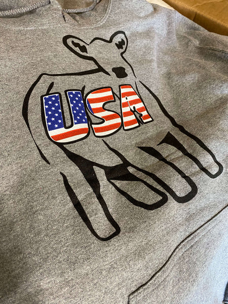 USA BEEF SWEATSHIRT - YOUTH