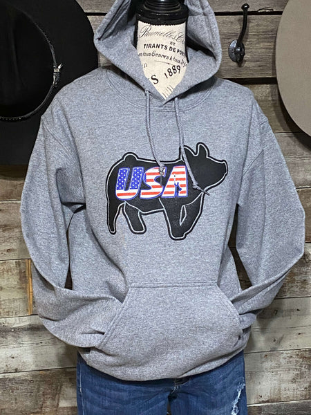 USA PORK SWEATSHIRT