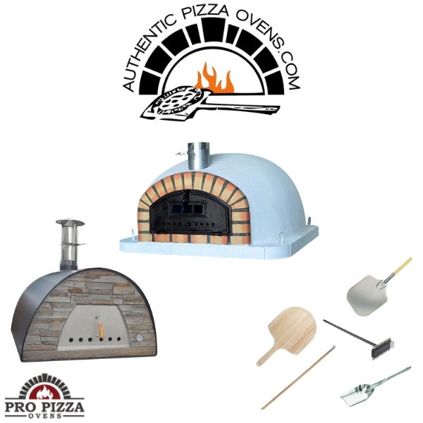Authentic Pizza Ovens Built In and Countertop Wood Fired Pizza Ovens, Authentic Pizza Ovens Portable Wood Fired Pizza Ovens and Authentic Pizza Ovens Accessories