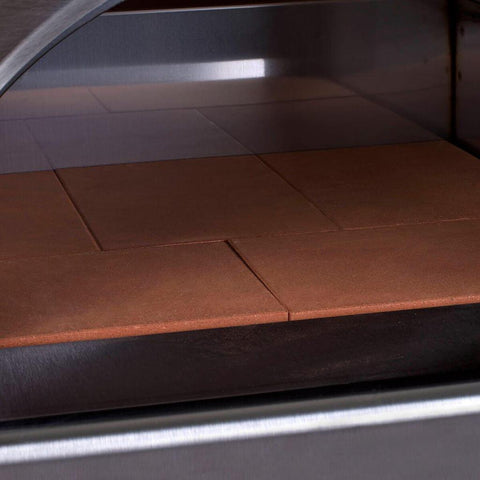 Image of Alfa Forni 5 Minuti Countertop Pizza Oven Floor