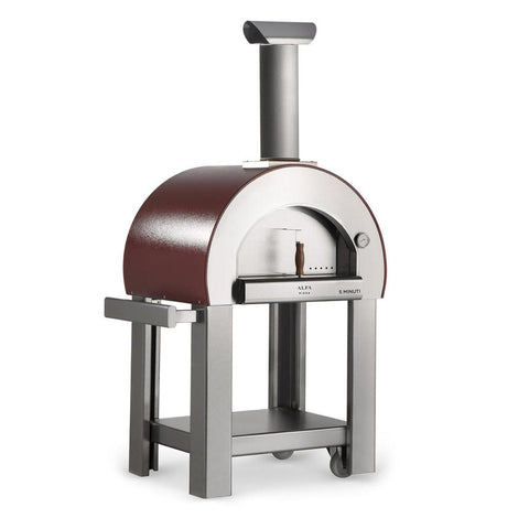 Alfa Forni 5 Minuti Mobile Wood Fired Pizza Oven FX5MIN-LRAM