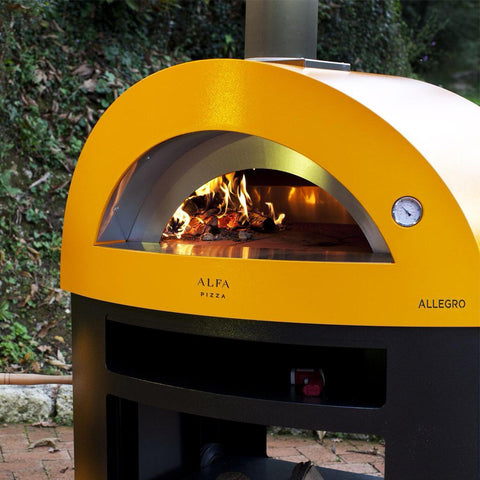 Alfa Allegro Mobile Wood Fired Pizza Oven FXALLE