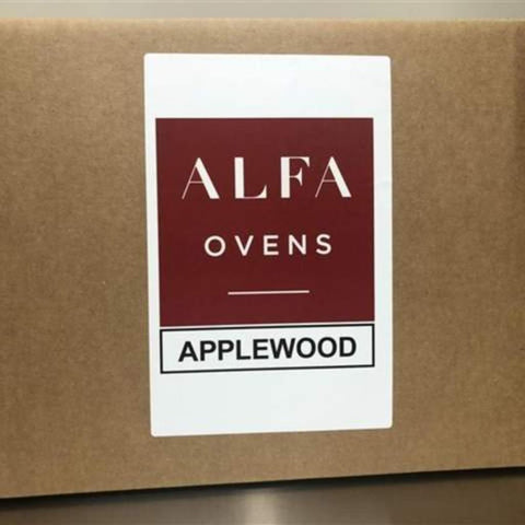 Image of Alfa Forni Apple Wood Cooking Wood For Pizza Oven