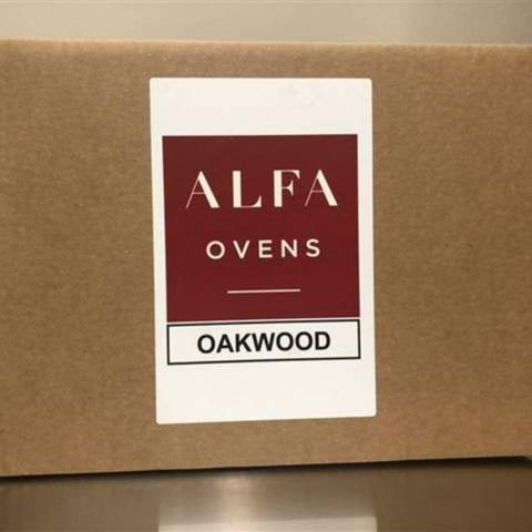 Image of Alfa Forni Oak Wood Cooking Wood For Pizza Oven