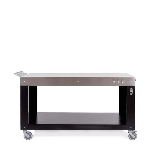 Alfa Forni Pizza Oven Table Stainless Steel ACTAVO