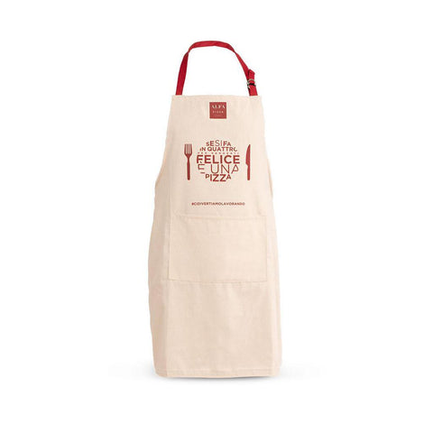 Image of Alfa Forni Pizzaiolo 36 Inch Pizza Oven Accessory Kit Apron