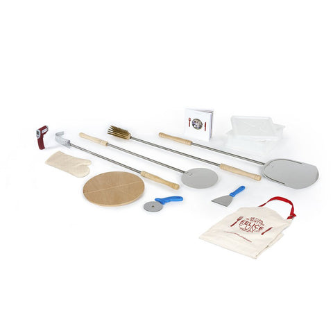 Image of Alfa Forni Pizzaiolo 48 Inch Pizza Oven Accessory Kit KITPIZ-125