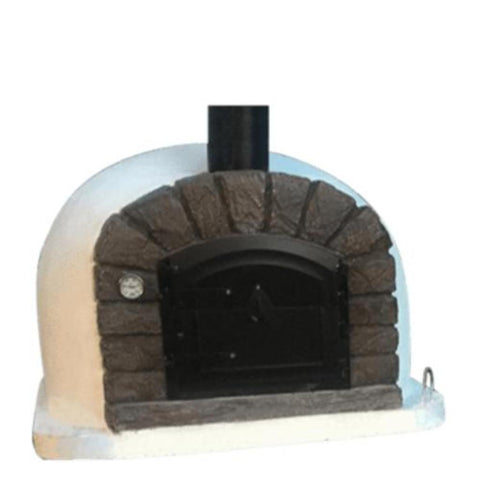 Authentic Pizza Ovens Famosi Countertop Wood Fired Pizza Oven FAM