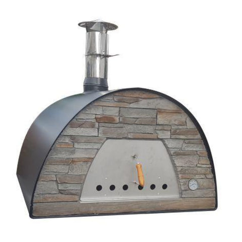 Authentic Pizza Ovens Maximus Prime Countertop Pizza Oven
