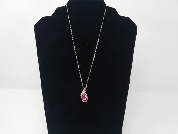 Teardrop Necklace-Other colors available