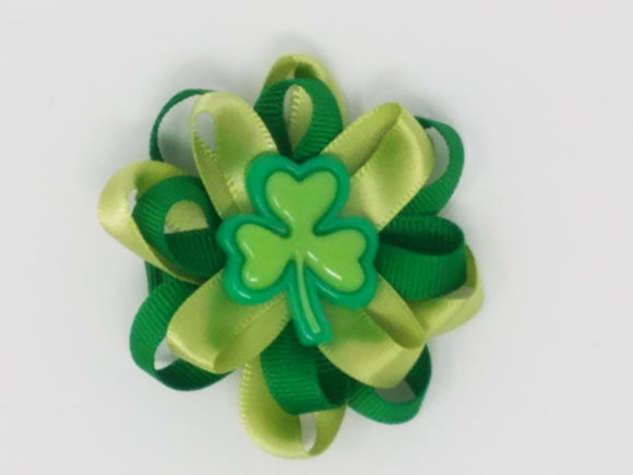 Hair Bows-St. Patrick's Day-Many Designs Available