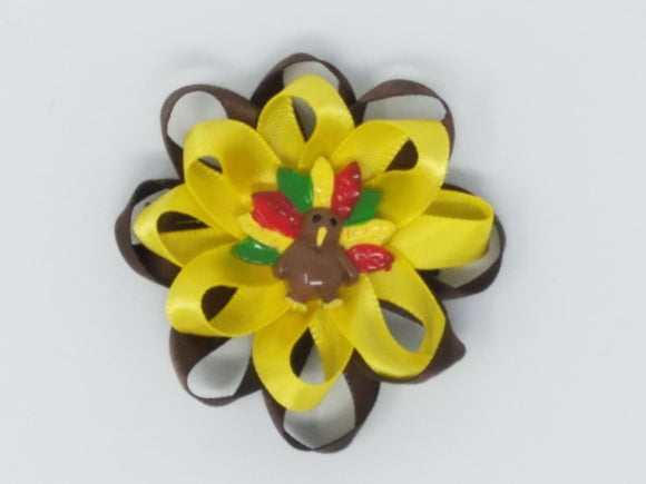 Hair Bows-Thanksgiving-Many styles available