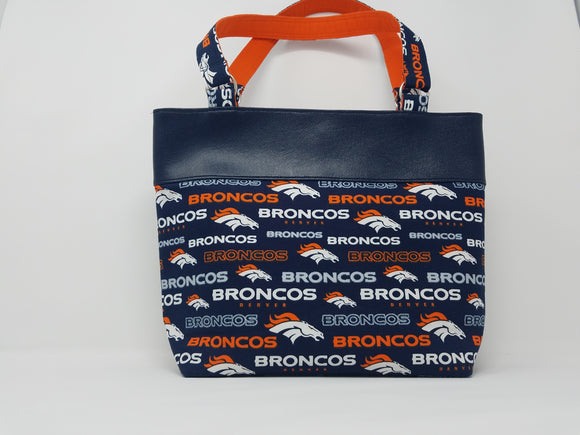 Broncos Collection-Purse