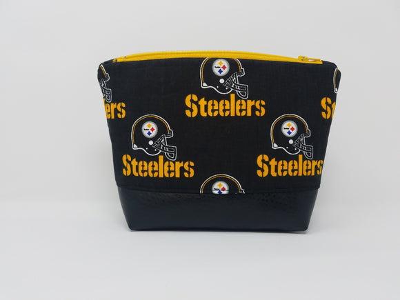 Steelers Collection-Make Up Bag