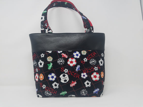 Soccer Collection-Purse