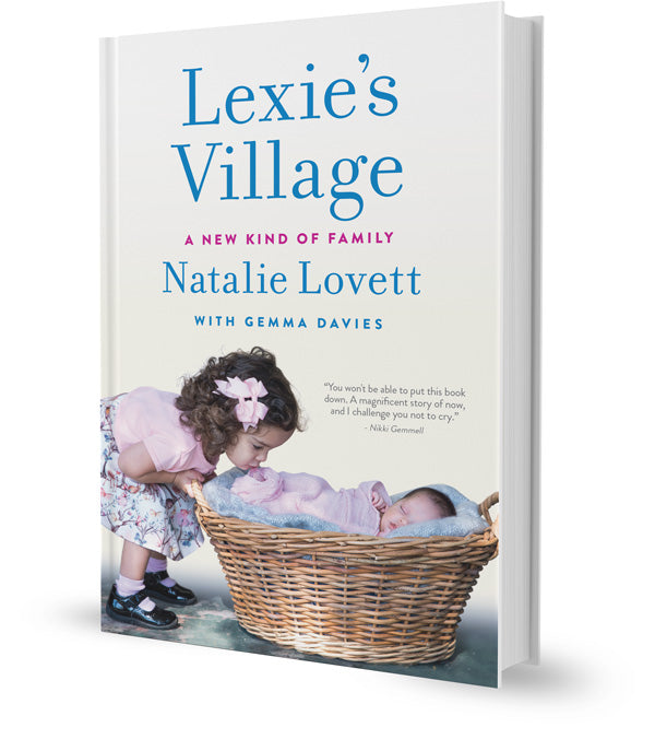 Lexie's Village - A New Kind of Family (Signed by Author + Free Shipping & Bookmark)