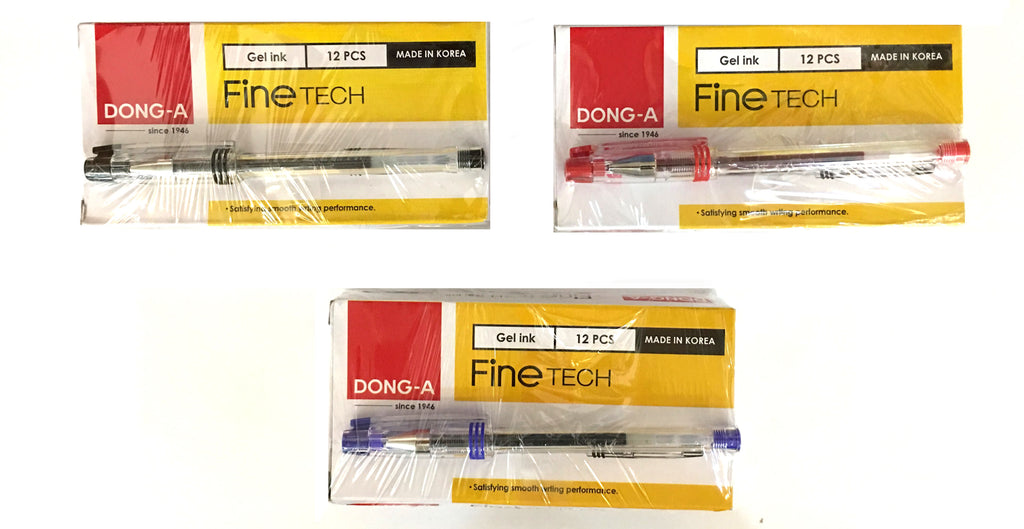 Dong A Fine Tech 0.3 (Black, Blue, Red)