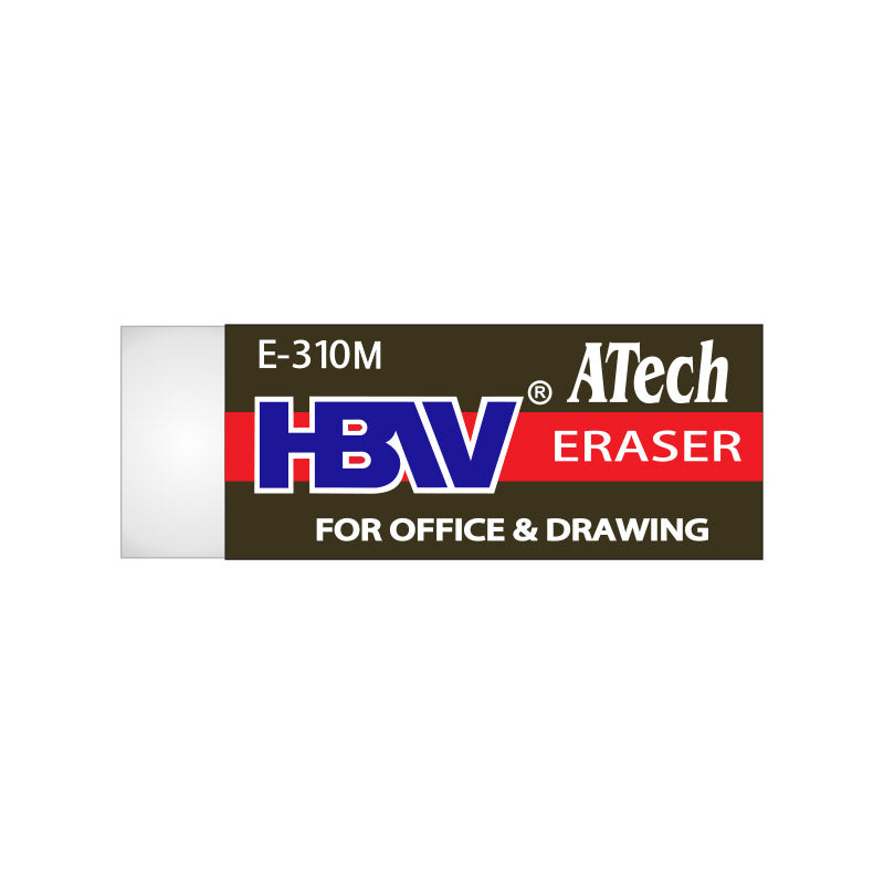 HBW Office Pencil Eraser E-310M