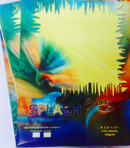 SPLASH Colored Paper Short