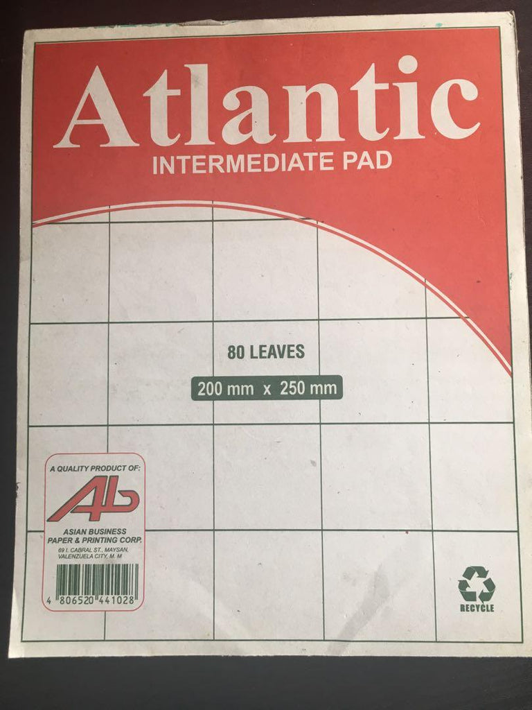 Atlantic Intermediate Pad