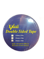 Excel Double Sided Tape 1x10