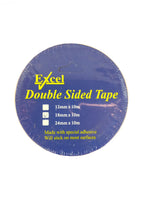Excel Double Sided Tape 3/4x10