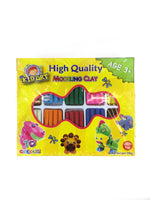 Kid Art High Quality Modelling Clay 10Colors