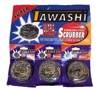 Tawashi Steel Wool (1cs/33crd/12pcs)