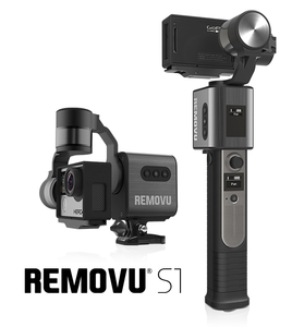 Removu S1 3-Axis Gimbal for Gopro