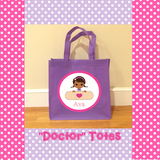 Personalized Doc Totes