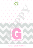 Preppy Stationary- Girl