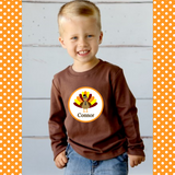 Personalized Thanksgiving Shirts