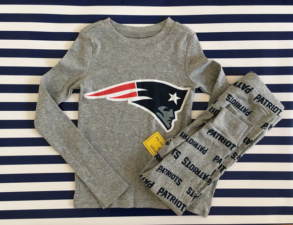 Patriots Pajamas
