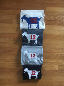 Baby and Youth GOAT Short Sleeved Shirts