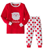 Personalized Toddler and Youth Christmas Pajamas/Loungewear
