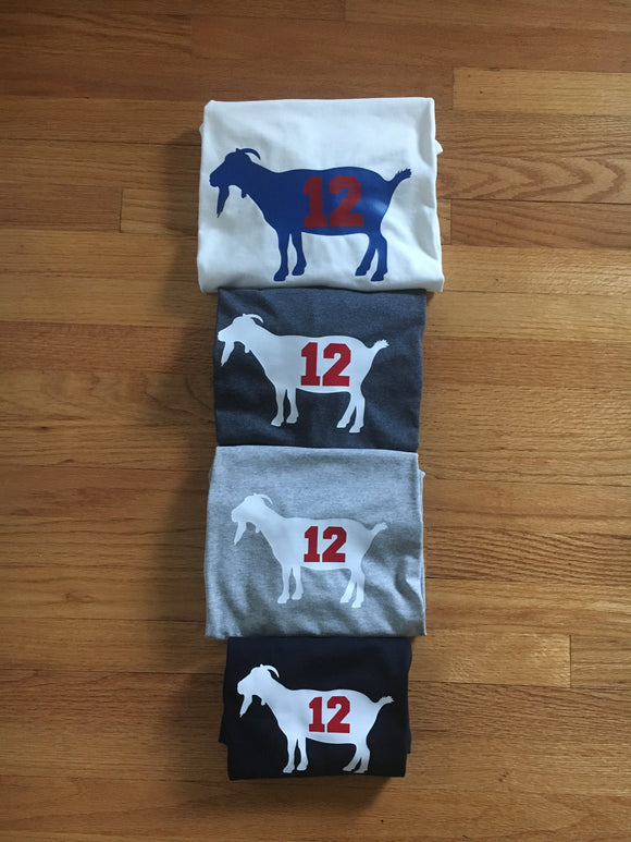 Baby and Youth GOAT shirts