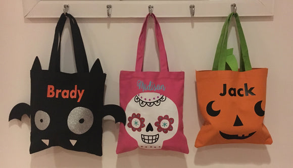 Halloween Tote