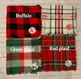 Personalized Blanket  Scarves