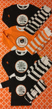 Halloween personalized pajamas