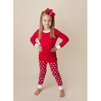 ... Personalized Infant and Toddler Christmas Pajamas Loungewear ... 14966c3f1