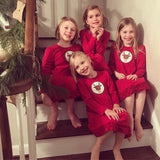 Personalized Christmas Dresses/ Nightgowns
